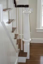 Custom Newel Post Custom Design Lighthouse Newel Post And Stair Of Cape Cod