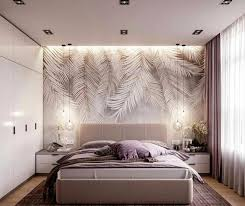 white tropical leaves wallpaper white