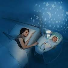 Moonlight <b>Rocking Baby</b> Sleeper Bassinet Cradle <b>Newborn</b> Crib ...