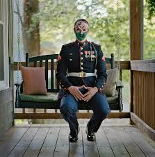 healing iers national geographic picture of marine cpl chris mcnair