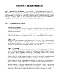 How To Make A Really Good Resume Impressive Best Objective To Put In Resume Objectives On A What The Information