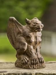 ther cast stone gargoyle statue made by campania international