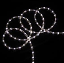 18u0027 pure white led indooroutdoor christmas rope lights 2 christmas rope lighting4 christmas