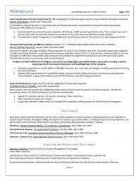 Resumes For Oil And Gas Industry Executives Movin On Up Resumes Oil And Gas  Resume Examples