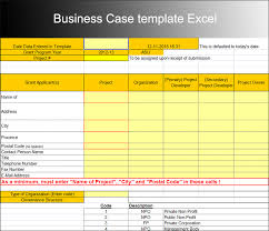 Free Case Template Business Case Template Excel Business Case Template Free Word Pdf