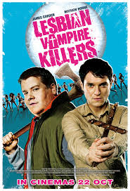 Lesbian vampire killers release sate