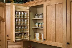 Kitchen Pantry Door Organizer Pantry And Food Storage Storage Solutions Custom Wood Products