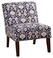 ikat accent chair. Contemporary Accent Accent Seating Armless Chair  On Ikat C