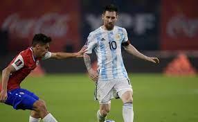 Argentina - Cile / Jugador x Jugador de Argentina contra Chile por la fase  de ...