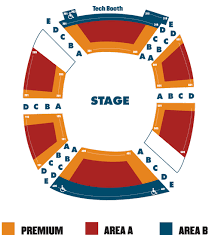 San Diego State Open Air Theatre Seating Chart Sheryl And Harvey White Theatre Conrad Prebys Theatre Center