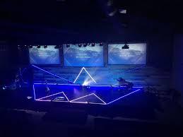 church lighting ideas. walkinu0027 on sunshine from trinity bible church in willow park tx stage lighting ideas