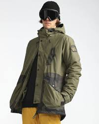 <b>Billabong</b> - <b>Куртка</b> ультрамодная мужская <b>Adversary</b> – купить в ...