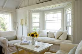 Extended Living Room Seating. Window seat designs