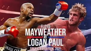 Floyd Mayweather vs Logan Paul - [Fight Trailer] - YouTube