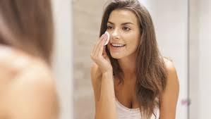 Uitslag in het gezicht (rosacea of eczeem Een