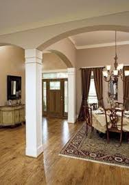 Small Picture moulding on columns Building a House Pinterest Ceiling trim