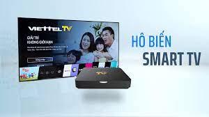 Đầu thu Viettel TV Box 4K: Biến TV thường thành TV thông minh - Viễn thông  - Tin tức nhà mạng internet mới nhất