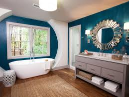 Modern Bathroom Colors 5 Fresh Bathroom Colors To Try In 2017 Hgtvs Decorating