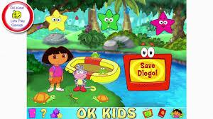 Dora The Explorer  Save Diego  Full Episode No 38  YouTubeTreehouse Games Diego