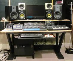 guide diy ion desk from ikea parts build 1 unique home studio desk design