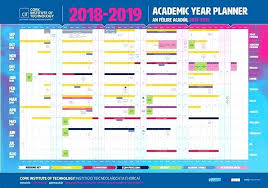 College Academic Planners College Semester Schedule Template Callatishigh Info