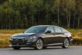 2020 Honda Accord Hybrid Keeps Things Frugal With Minor