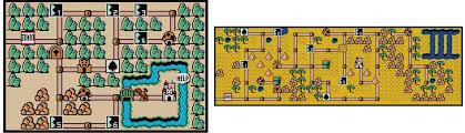 Super Mario Bros 3 World Maps 1 8 Cross Stitch Patterns Bundle