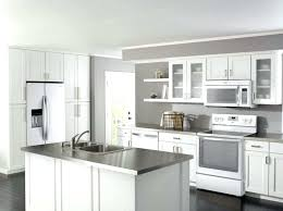 white kitchens with stainless appliances. Wonderful White Kitchen Cabinets With Appliances Image Of Stainless . Kitchens N