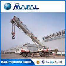 Zoomlion 50 Ton Crane Load Chart High Quality 50 Ton Zoomlion Mobile Truck Crane Qy55v