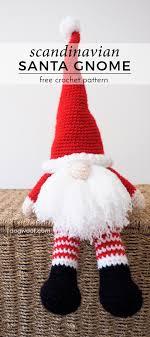 Christmas Gnome Pattern New Design