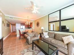 3 bedroom condos in panama city beach fl. palazzo condominiums - living room 3 bedroom condos in panama city beach fl