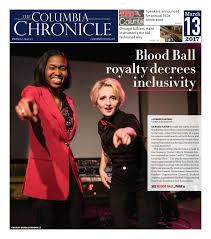 The Columbia Chronicle, September 25, 2017 by Student Publications ...