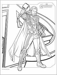 Small Picture Avengers Printable Coloring Pages Coloring Coloring Pages