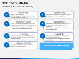 executive summery executive summary template powerpoint executive summary powerpoint