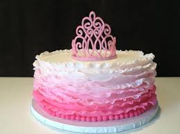 Princess Birthday Cake — FITFRU Style Homemade Disney