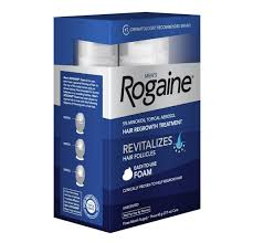 5 minoxidil hair regrowth foam for men