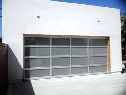 glass door marvelous modern style glass garage doors with door glass garage doors cost frosted glass