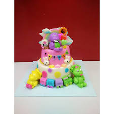 Sure to please any sweet donut craving! Homemade Jelly Cake Kepong The Cake Boutique