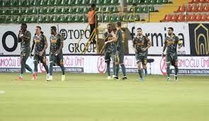 Alanyaspor, Giresunspor'u tek golle geçti! - Tüm Spor Haber