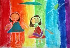 Image result for childrens paintings