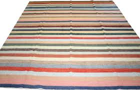j16687 striped kilim oriental rug jpg
