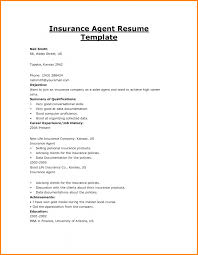 ... Collection Of Solutions Insurance Agent Resume Sample For Template Sa Insurance  Resume Sample Resume Large ...