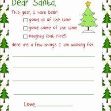 Letter Template For Letter To Santa Save Christmas Letter Santa