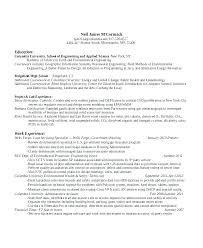 Sample Resumes Examples Mesmerizing Resume Examples Canada Sample Resume Resume Examples Engineer Sample