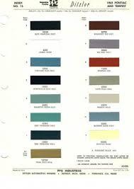 1965 Pontiac Color Chart 1965 Pontiac Gto Color Chart Related Keywords Suggestions