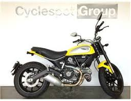 ducati scrambler icon yellow 2017 cyclespot new and used