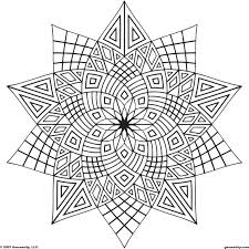geometrip shapes set1 img4 the 90 best images about mandala on pinterest coloring pages on coloring set for girls