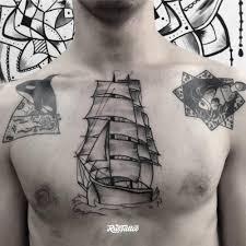 корабль значение татуировок в москве Rustattooru