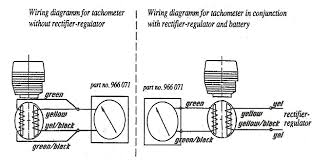bosch ignition, bosch points ignition wiring diagrams rotax 503 regulator rectifier at Rotax 503 Wiring Diagram