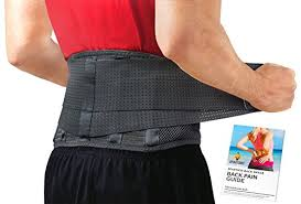 Lumbar Support Belt By Sparthos Relief